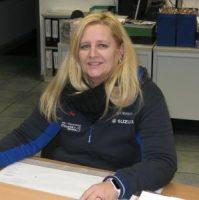 Anke Kestermann - Leiterin Teilewesen und Zubehör