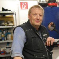 Michael Wragge - Betriebsleiter und Suzuki Spezialist